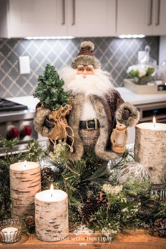 Christmas Home Tour - Kitchen - Home with Holliday  #christmas #christmasdecor