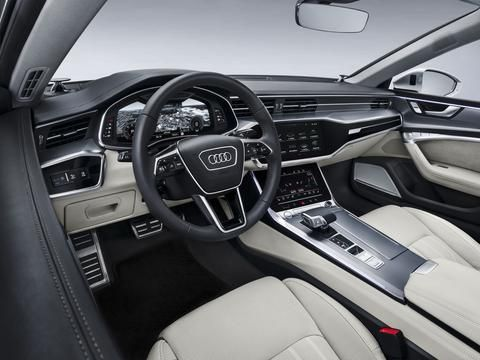 The New Audi A7 Audi A7 Audi Rs3 Audi A7 Sportback