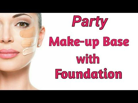 Makeup Foundation Tutorial For Oily Skin How To Set Long Lasting Found Foundation Tutorials Makeup Tutorial Foundation Makeup Foundation