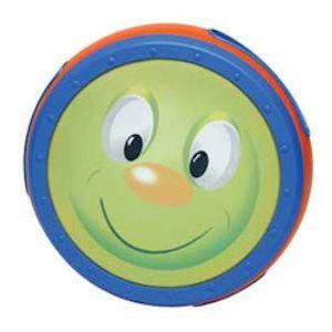 Preschool Percussion Instruments, Happy Face Baby Drum | Kids ...