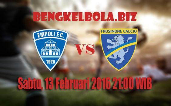 Prediksi Empoli vs Frosinone 13 Februari 2016