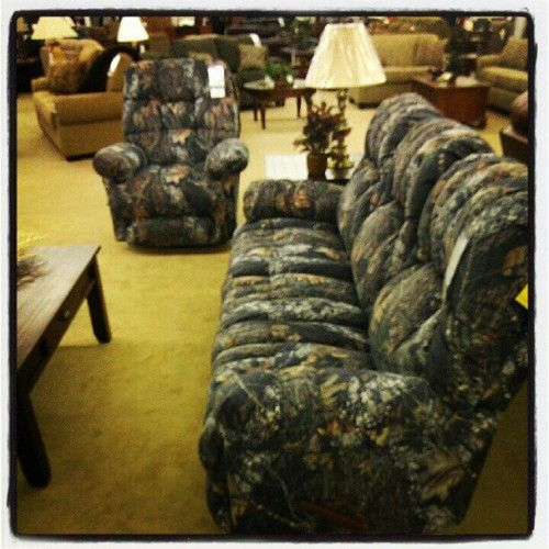 mossy oak furniture...love it! | Mossy Oak! | Pinterest | Cuevas ...