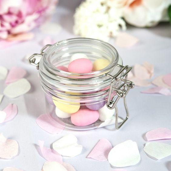 Wedding Favours Kilner Jars