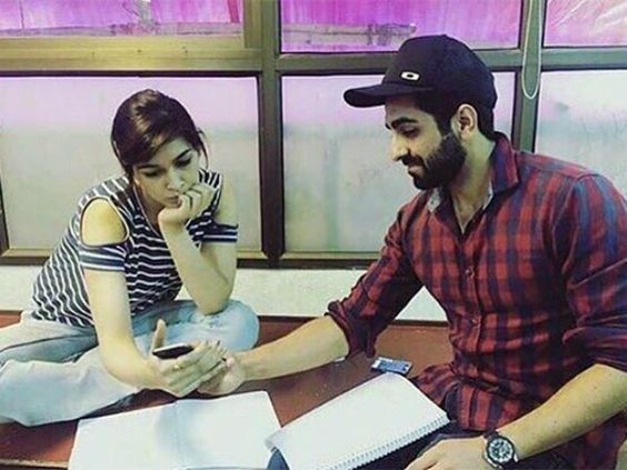Kriti Sanon and Ayushmann Khurrana have started taking workshops for their next…