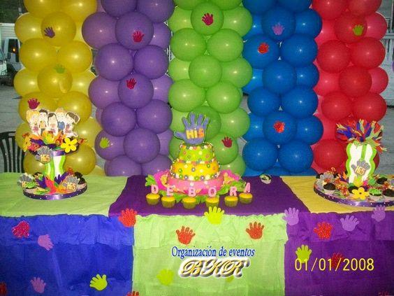 organizacin de eventos bkr cursos o talleres de decoracin en globos
