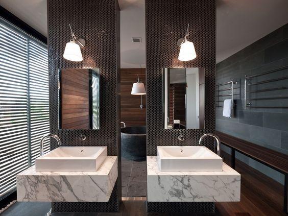 bath or powder room