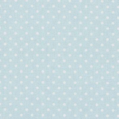 Classic Dots 0,2 cm, 21 - Coton - bleu bébé