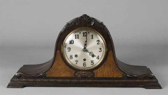 A Fine Mauthe Germany Mantle Clock