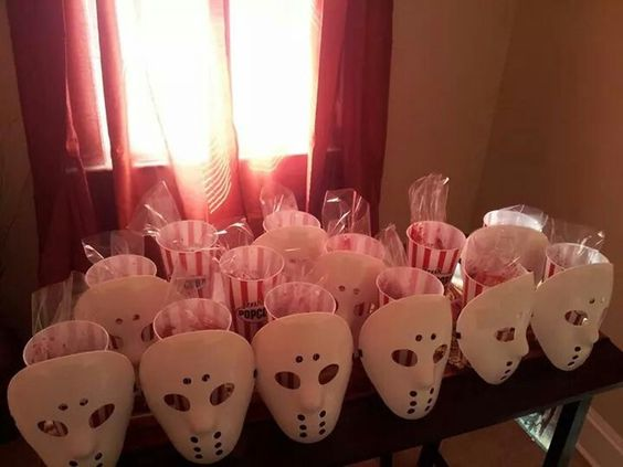 Friday the 13th party!