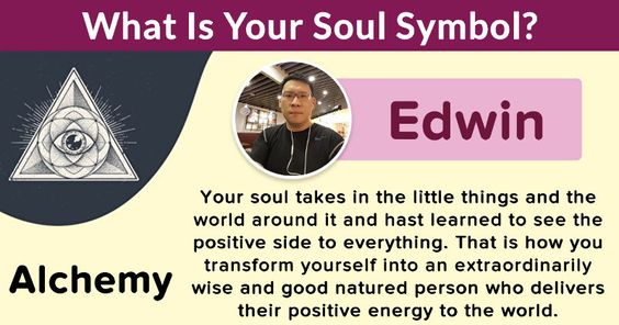 What Is Your Soul Symbol Nametests Pinterest Symbols