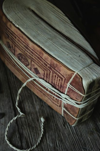 bundled book