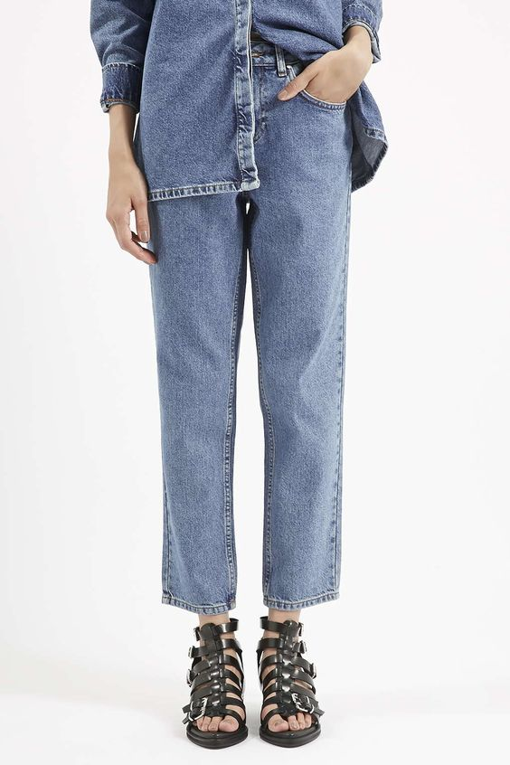 No.2 Boy Fit Jeans by Boutique - Jeans - Clothing - Topshop Europe