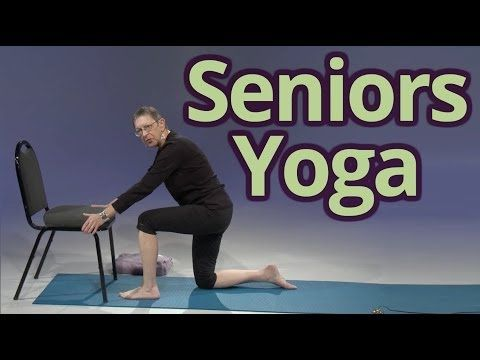 Chair Yoga-Severe Arthritis/Elderly-Part 1, Yoga can help heal series - YouTube