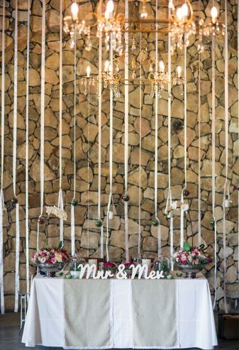 Lovely Use Of Our Mnr Mev Wood Words At A Florence Guest Farm Wedding Venue Recently Photo By Darrell Fraser Lifestyle Photography