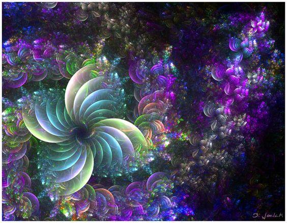 Colourful Garden by =Brigitte-Fredensborg