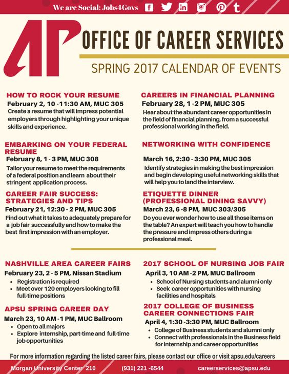 Prepare For Success, And Join Us At Our Career Fair Preparation   Tailor  Your Resume  Tailor Your Resume