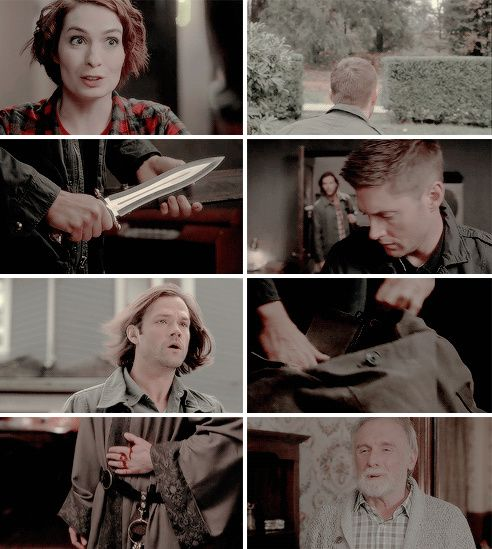 [gifset] 10x11 There's No Place Like Home #SPN #Dean #Sam #CharlieBradbury