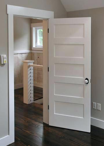 Craftsman Style Baseboard Molding Best Craftsman Trim Ideas On Craftsman Window Trim Interior Interior Door Trim Farmhouse Interior Doors Interior Window Trim