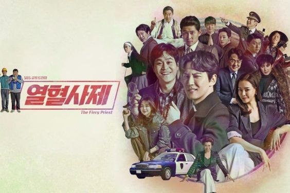 """The Fiery Priest"" Continues To Rise As It Hits New Personal Best In Viewership Ratings"