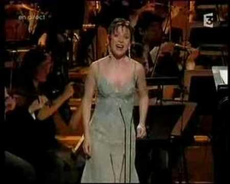 Natalie Dessay - Glitter And Be Gay - YouTube