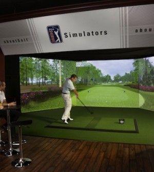 Golf Simulator Buying Guide Golf Pinterest Pebble