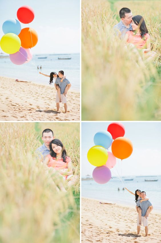 These are my wedding day dream balloons - must get onto the shop to arrange!: Wedding Inspiration, Engagement Photos, Wedding Day, Inspiration Photos, Dream Balloons, All Things Wedding