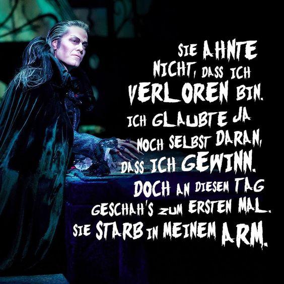 Zitat aus Tanz der Vampire   Zitate   Pinterest   Vampires