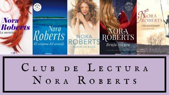 Club de Lectura Nora Roberts