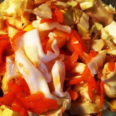 Cleansing Cabbage Salad