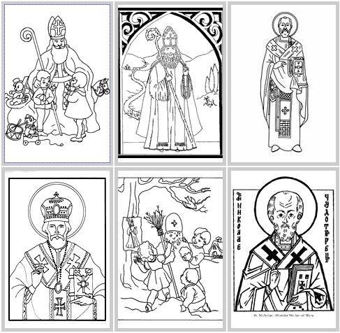 St Nicholas Crafts For Kids Printables Ideas And More St Nicholas Day Saint Nicholas Feast Of St Nicholas