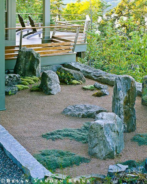 Japanese Garden Border Japanese Rock Garden Japanese Garden Rock Garden Design
