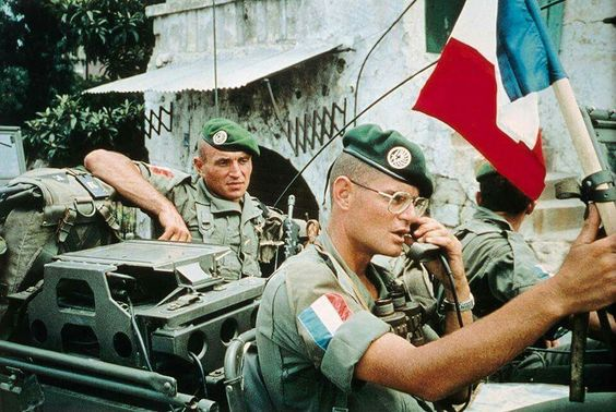 La Légion au LIBAN  des photos 1eaaaf42e2390bc8fb0aedaf4e40d322