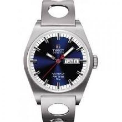 Tissot Heritage Heritage Navy Dila Stainless Steel Mens Watch T0714301104100