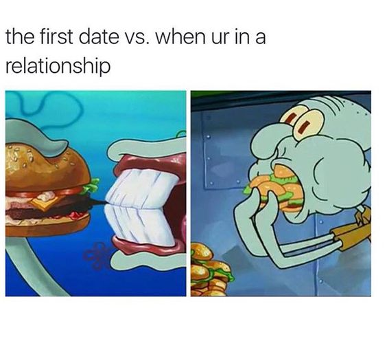 Same.... If I actually went on dates