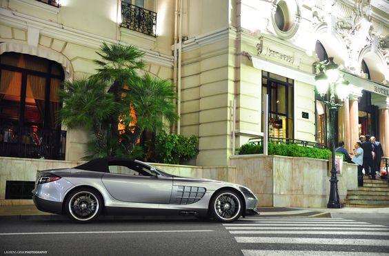 SLR Mclaren Roadster