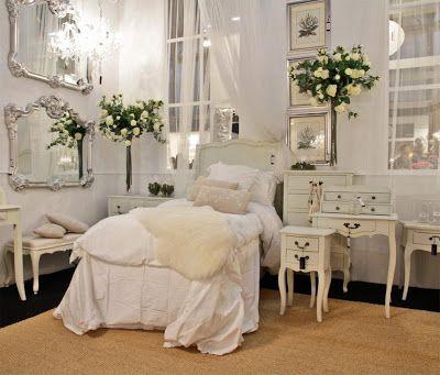 Dormitorios shabby chic bedrooms shabby chic decorar tu - Dormitorios shabby chic ...
