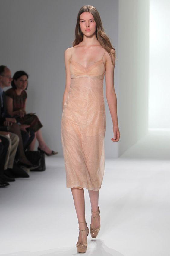 Calvin Klein Spring 2012 RTW