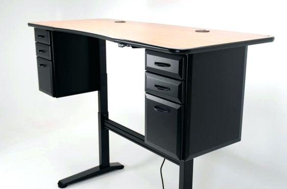 Height Adjustable Desk Ikea Terrific Height Adjustable Desks Desk