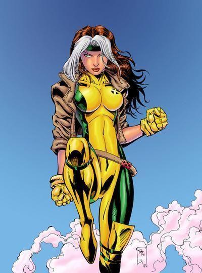 Znalezione obrazy dla zapytania rogue marvel comics first appearance