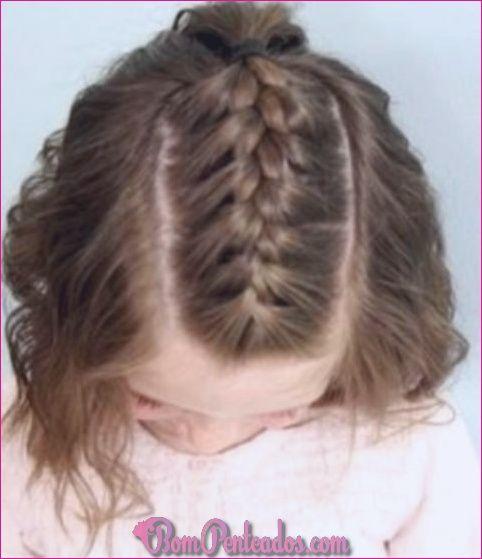 20 tranças simples para cabelo curto  #cabelo #curto #Simples