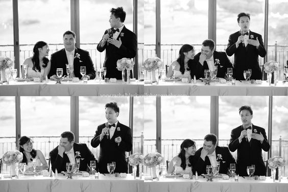 RACHEL BLACKWELL PHOTOGRAPHY  I love a good best man toast! Full of stories from the grooms' past!  Bridges Golf Club Wedding Photographer