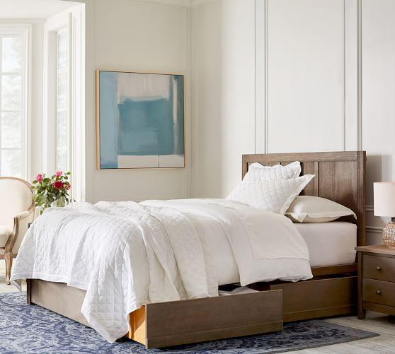 Tacoma Storage Bed Set Pottery Barn Bedding Sets Master Bedroom Furniture Bedroom Furniture