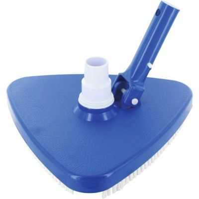 Balai triangulaire avec raccord tournant - Pour nettoyage - EDG
