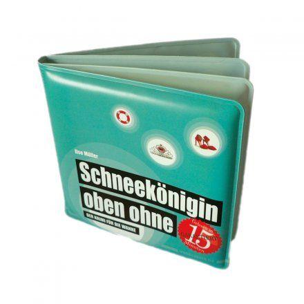 Edition Wannenbuch Schneekönigin oben ohne - Der Krimi für die Wanne