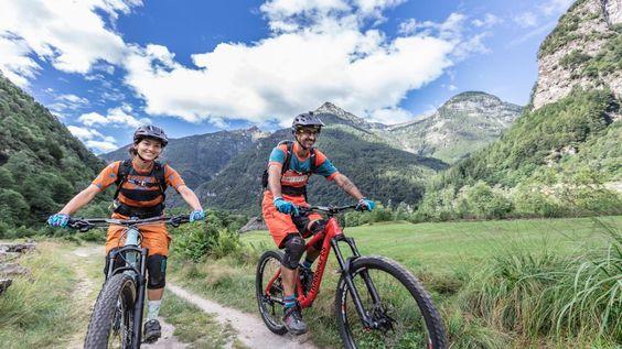 How Mountain Biking Fulfills Humanity S Most Basic Needs