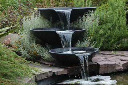 Nova Scotia Waterfall Bowls Amazon Co Uk Garden Outdoors Water Features In The Garden Water Fountains Outdoor Fountains Outdoor