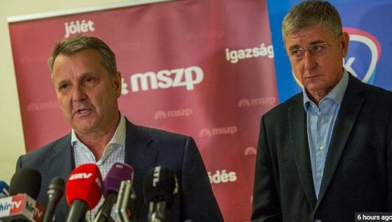 A partial agreement between MSZP and DK – Hungarian Spectrum