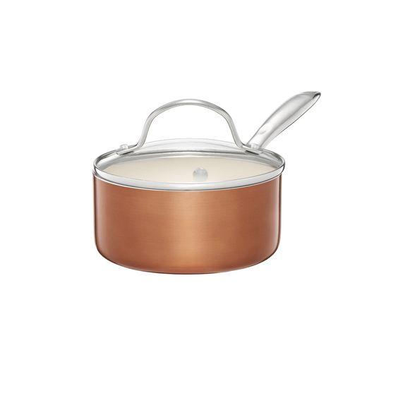 Food Network 10 Pc Nonstick Ceramic Copper Cookware Set Pc Food Network Nonstick Copper Cookware Set Ceramic Cookware Set Cookware Set