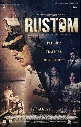 Phim Sát Nhân Rustom