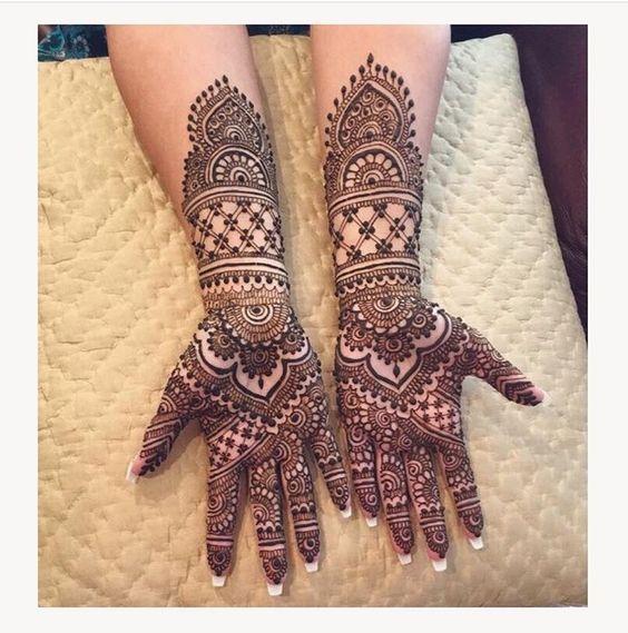 Beautiful Work By Sonia S Henna Art Mehndi Designs Bridal Henna